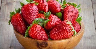 como nacen las fresas